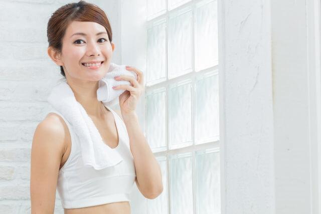 肌老化を進行させない生活習慣