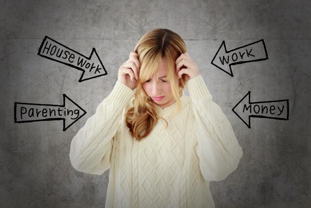 春の肌荒れの原因①:ストレスによる自律神経の乱れ
