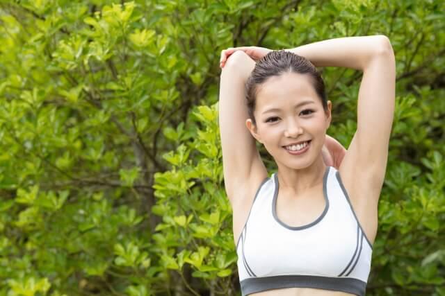 ストレス解消で体臭を改善