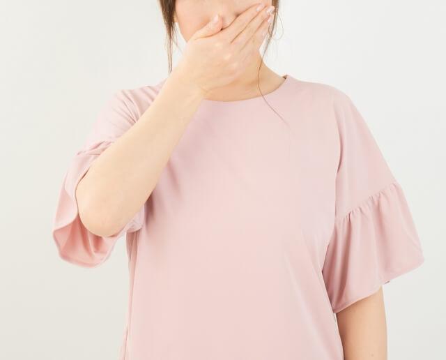 汗や皮脂が原因ではない女性の体臭