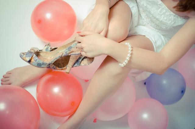 足の毛穴の黒ずみやぶつぶつを解消する7つの改善方法まとめ