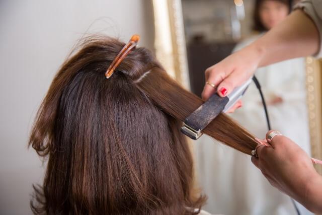 美髪を守るストレートアイロンの使い方のまとめ