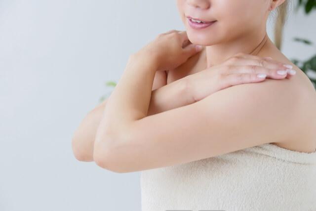 乾燥肌によるかゆみの改善方法