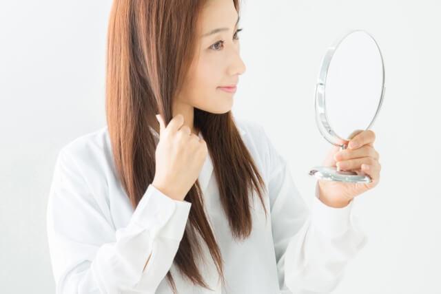 白髪を改善する習慣