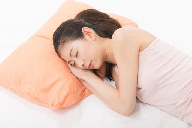 睡眠をしっかりとる