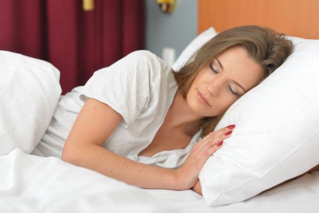 良質な睡眠をとるための方法