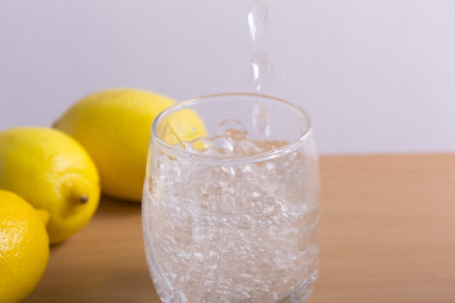 炭酸水の注意点