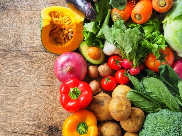免疫力をアップさせる食べ物で花粉症対策する