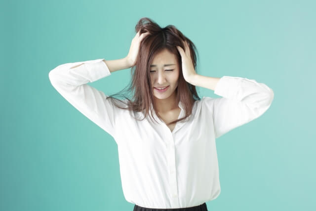 頭皮のかゆみの原因についてのまとめ