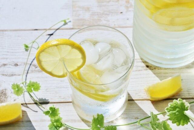 レモン水の効果とは!飲むだけで美容・健康・ダイエット効果