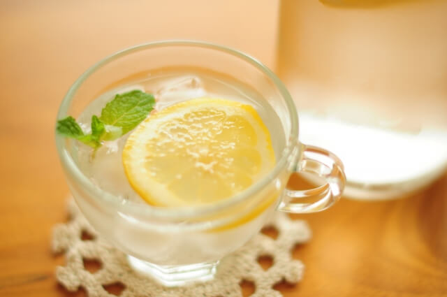 レモン水の注意点