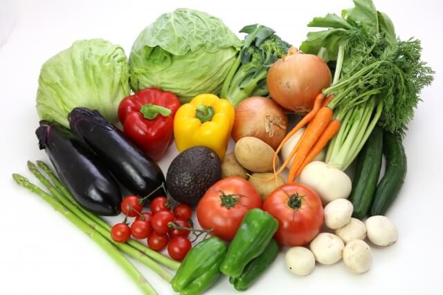 抗酸化作用のある食べ物