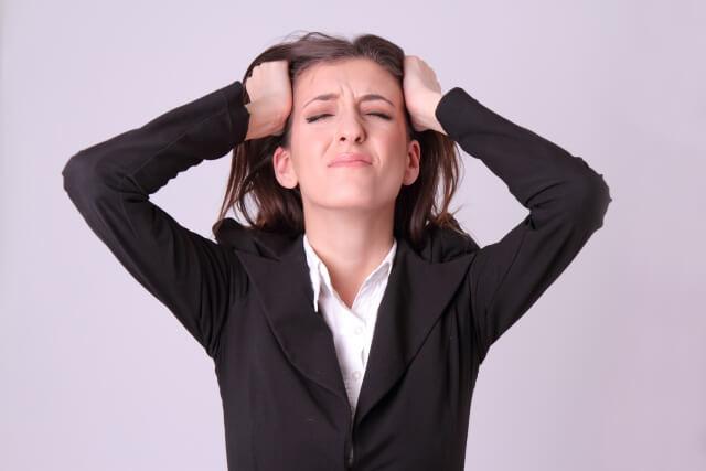 ストレスを感じる原因は?