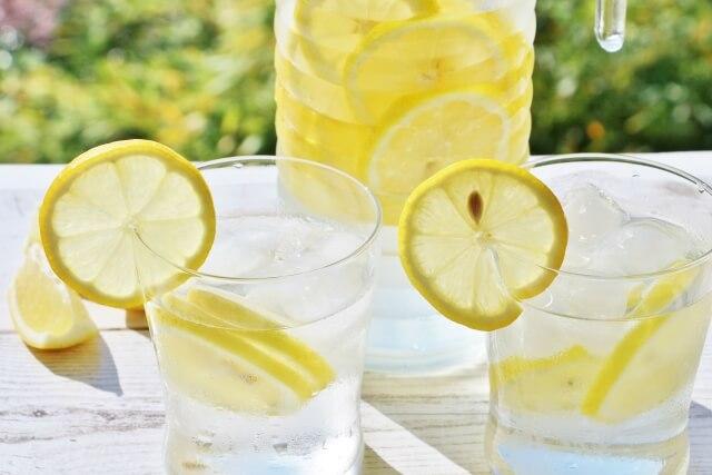 レモン水のダイエット以外の効果とは