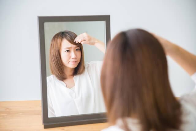 女性の薄毛の原因と対策とは