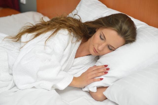 ③良質な睡眠を取る