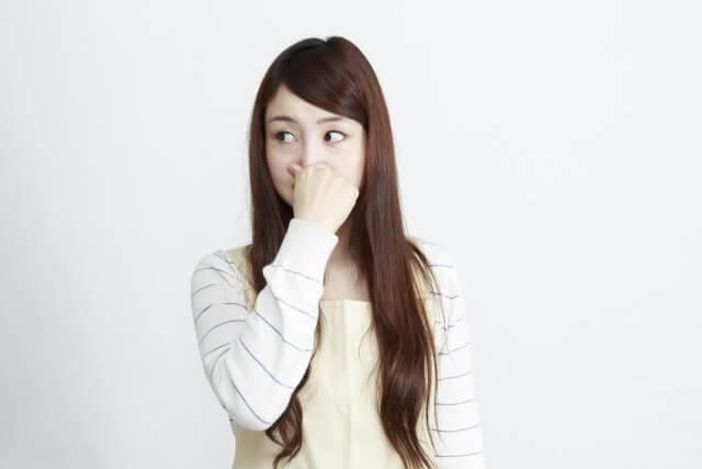 女性の体臭の種類はいくつある?