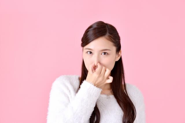 女性の体臭の主な原因