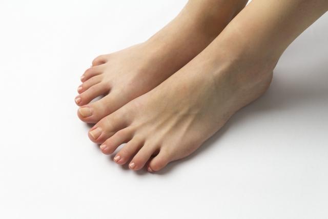 足の臭いを消す簡単な解消法