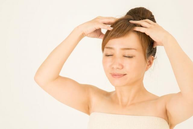 頭皮の匂いを解消するヘアケア法