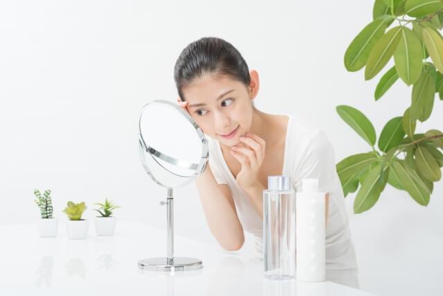 シミに効果的な化粧水の選び方