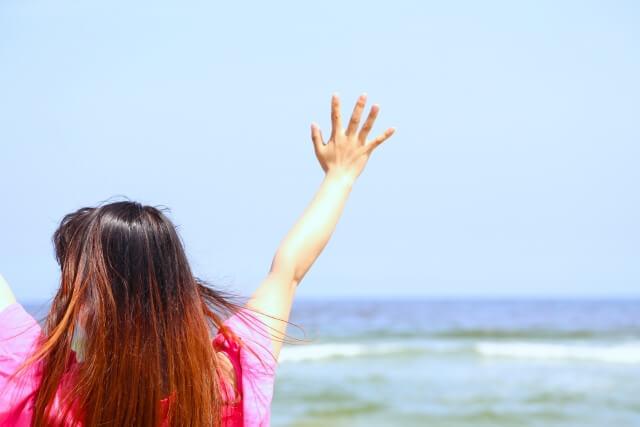 髪の毛の日焼け対策!正しいケアで紫外線から美髪を守る!