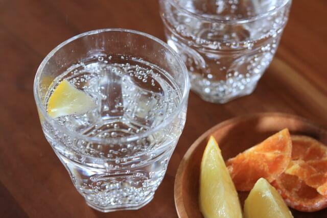 炭酸水の効果的な飲み方