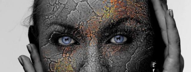 皮膚疾患による乾燥肌の場合