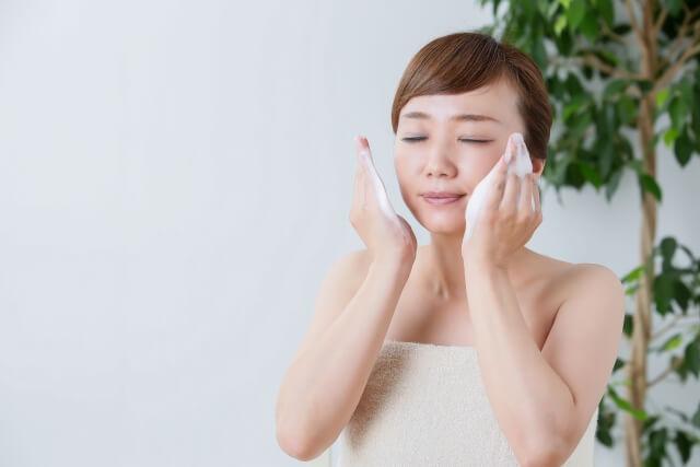 生活習慣を改善してお肌を健やかに保つ
