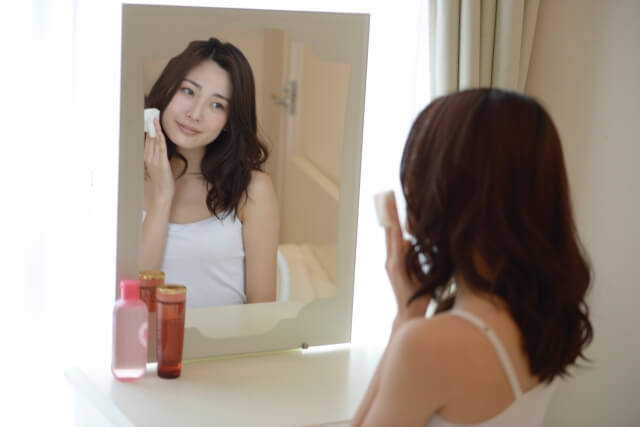 肌荒れ対策4つの改善方法