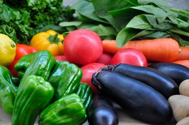 冷え性を改善する食べ物