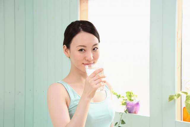炭酸水のダイエット効果