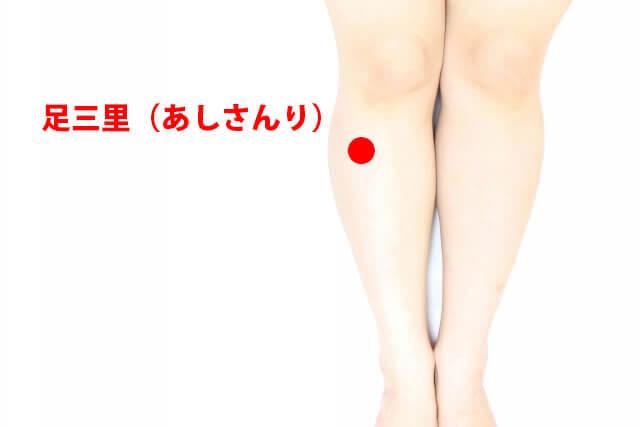 足三里(あしさんり)