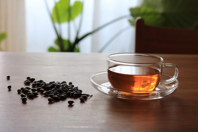 ⑩ハトムギ茶