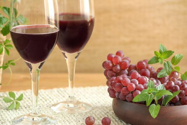 ⑪赤ワイン