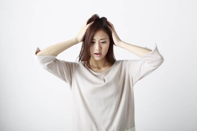 産後に抜け毛が増える原因