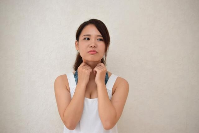 二重顎の解消方法!原因やアゴをスッキリする9つの対処法