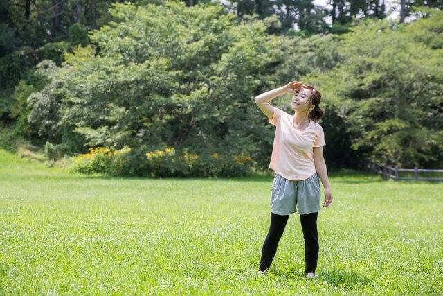 肌のシミの原因は生活習慣にあり