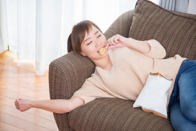 正月太りを加速させるNGの食事方法