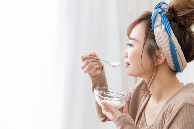 免疫力を高める食材を食事に