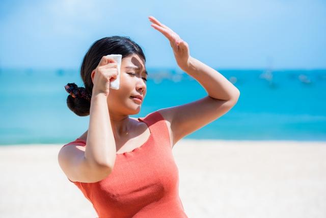 頭皮の日焼けをケアする4つの方法と頭皮を守る予防法とは