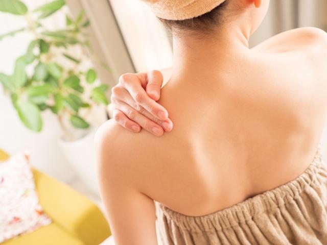 背中のあせもを治す5つの方法でキレイな背中美人になる