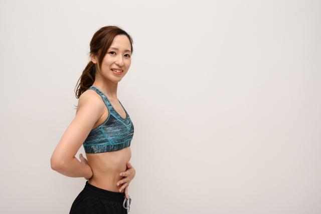 女性のぽっこりお腹ダイエット法5選!1週間でスッキリ解消