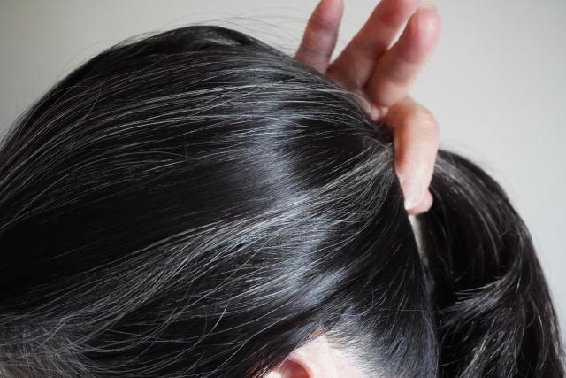 白髪が生える主な原因