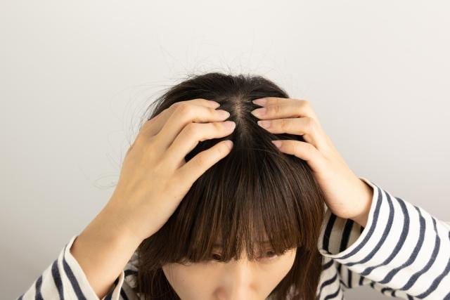 秋の抜け毛がひどい女性のための原因と5つの対処法!