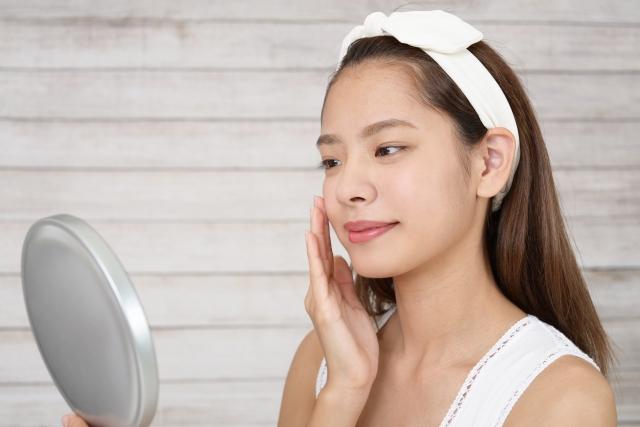 毛穴のブツブツ改善法!肌に優しいスキンケアと角質ケア法とは
