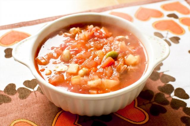 脂肪燃焼スープで体内リセット
